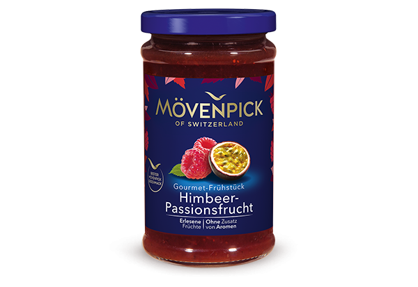 Himbeer-Passionsfrucht